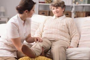Fisioterapia 3a edad - Tratamientos a domicilio
